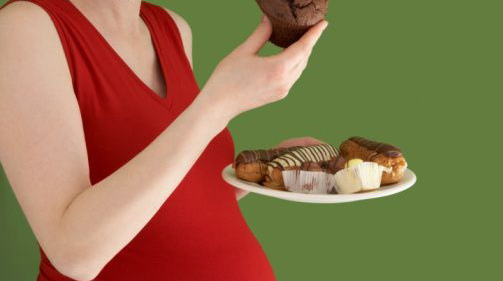 alimentación embarazo
