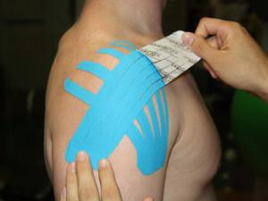 lesion kinesiotaping