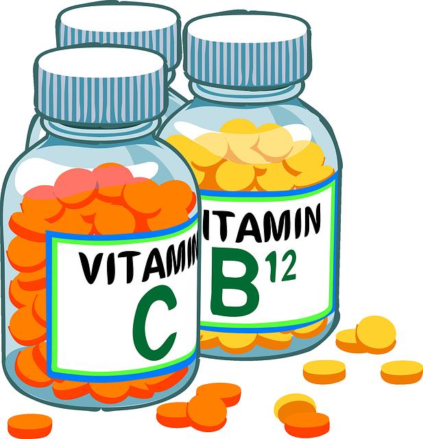 suplementos vitaminas