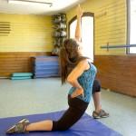ejercicios faciles para adelgazar en casa