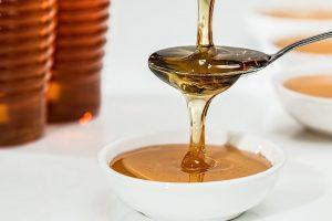 miel para dolor de garganta