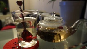 té verde casero