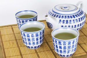 té verde fresco