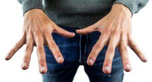uñas manos amarillas remedios caseros