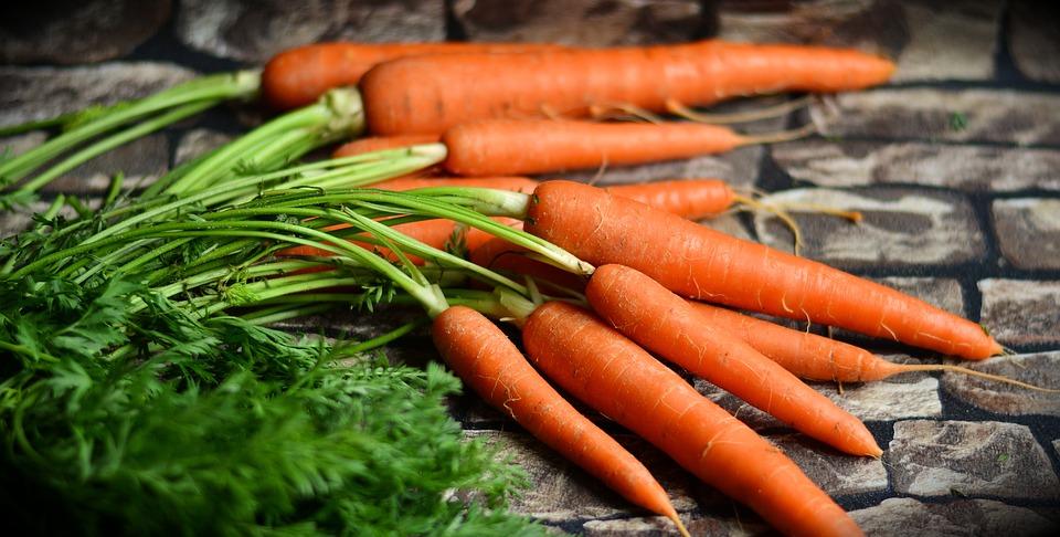 zanahoria astringente
